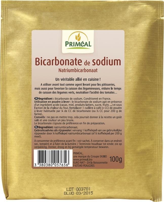 Primeal Primeal Bicarbonate sodium (100 gram)