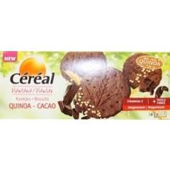 Cereal Koek quinoa cacao (12 stuks)