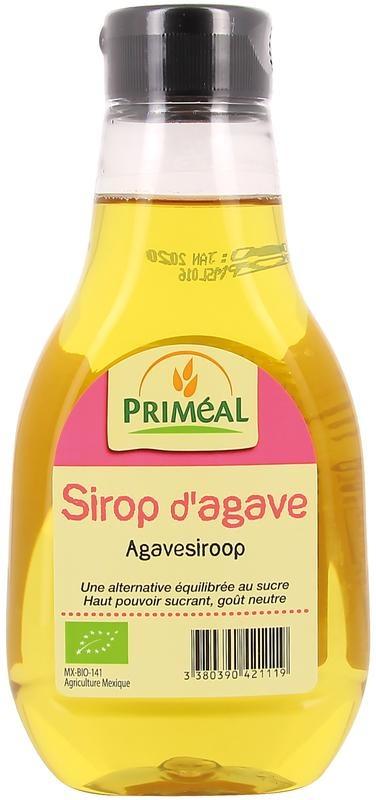 Primeal Primeal Agave siroop (330 gram)