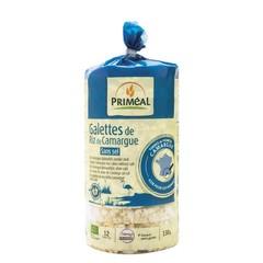 Primeal Rice cakes camargue zonder zout (130 gram)