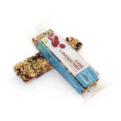 Mattisson Organic energy bar chia cranberry (40 gram)