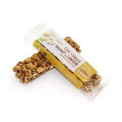 Mattisson Organic energy bar coconut sunflower (30 gram)