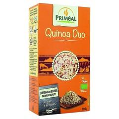 Primeal Quinoa duo wit & rood (500 gram)