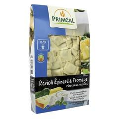 Primeal Ravioli spinazi kaas (250 gram)