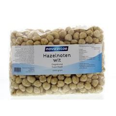 Nova Vitae Hazelnoten wit ongebrand raw (1 kilogram)