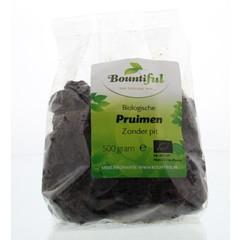 Bountiful Pruimen zonder pit bio (500 gram)