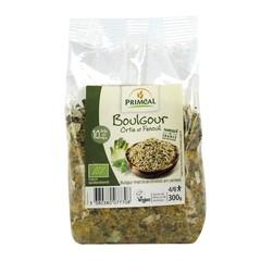 Primeal Bulgur met brandnetel en venkel (300 gram)