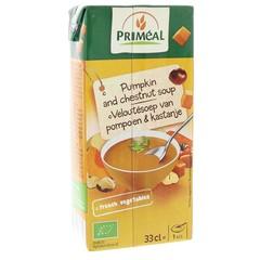 Primeal Veloute soep pompoen kastanje (330 ml)