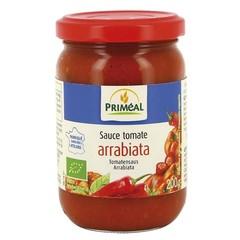Primeal Tomatensaus arrabiata (200 gram)
