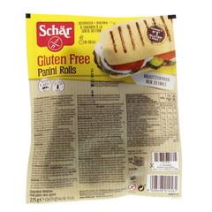 Dr Schar Panini rolls 75 gram (3 stuks)