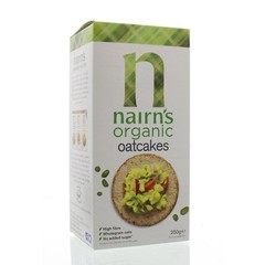 Nairns Oatcakes organic (250 gram)
