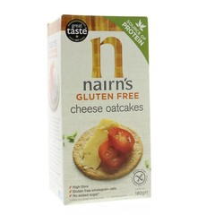 Nairns Oatcakes cheese (180 gram)