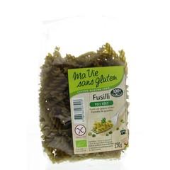 Ma Vie Sans Fusilli van groene erwten (250 gram)