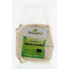 Bountiful Haverzemelen bio (400 gram)