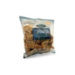 Salterra Chips uit zee gerookte paprika (75 gram)