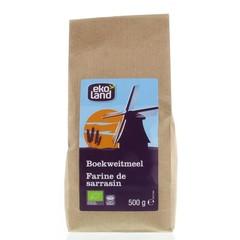 Ekoland Boekweitmeel (500 gram)