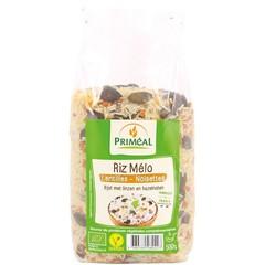 Primeal Rijst linzen en hazelnoten (500 gram)