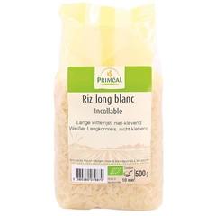 Primeal Rijst wit lang niet klevend (500 gram)