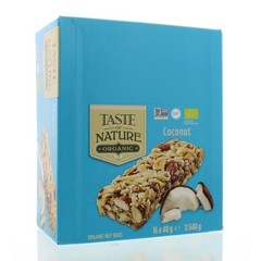 Taste Of Nature Coconut granenreep (16x40g)