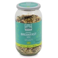 Mattisson Organic breakfast mix oat & nuts (500 gram)