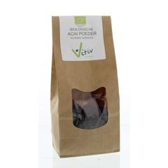Vitiv Acai poeder bio (125 gram)