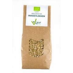Vitiv Roggevlokken (500 gram)