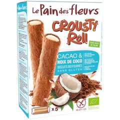 Pain Des Fleurs Krokante roll kokos (125 gram)
