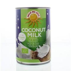 Natures House Kokosmelk bio (400 ml)