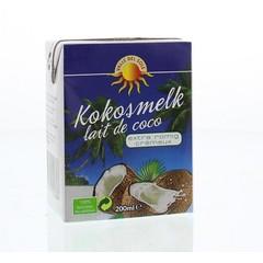 Natures House Kokosmelk extra romig (200 ml)