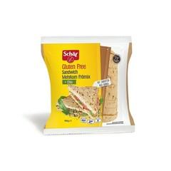 Dr Schar Sandwich meergranen (400 gram)