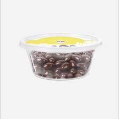 SUN Kokosblokjes pure chocolade (125 gram)
