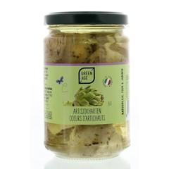 Greenage Artisjokharten (280 gram)