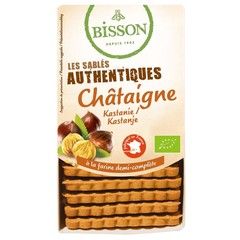 Bisson Biscuits kastanje (180 gram)