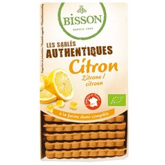 Bisson Biscuits citroen (183 gram)