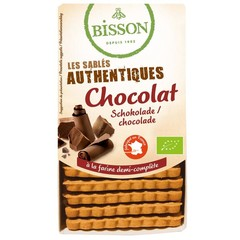 Bisson Biscuits chocolade (180 gram)