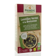 Primeal Peulvruchten groene linzen bretonse stijl (250 gram)