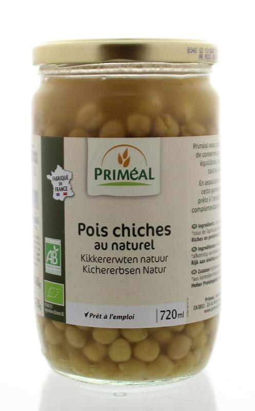 Primeal Primeal Kikkererwten conserve (660 gram)