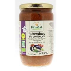 Primeal Groentemix aubergine gekookt (650 gram)