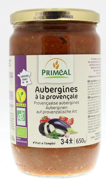 Primeal Primeal Groentemix aubergine gekookt (650 gram)