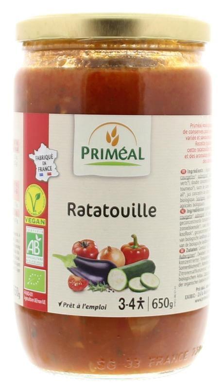 Primeal Primeal Groentemix ratatouille (650 gram)