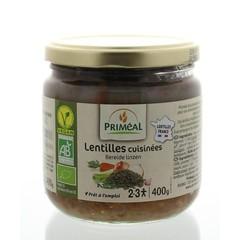 Primeal Bereide linzen (400 gram)