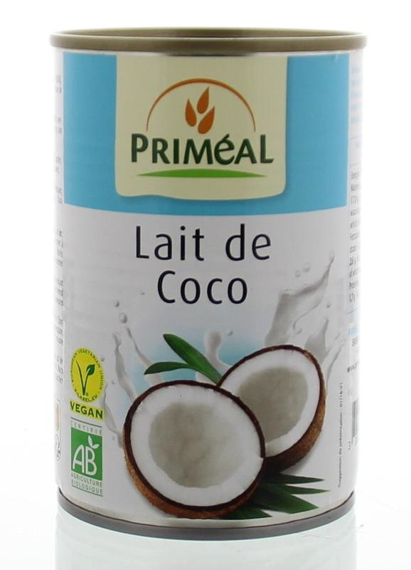 Primeal Primeal Kokosmelk (400 ml)