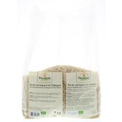 Primeal Rijst kastanje (3 kg)