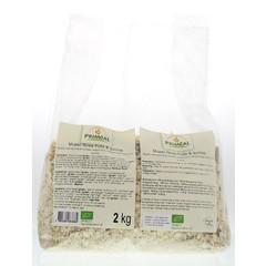 Primeal Muesli vezels fruit quinoa (2 kg)