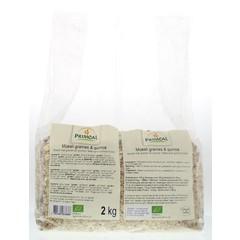 Primeal Muesli granen en quinoa (2 kg)