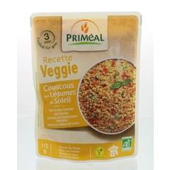 Primeal Recette Veggie Couscous met groente (220 gram)
