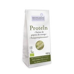 Bio Planete Protein pompoenpitmeel (250 gram)