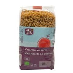 Ekoland Macaroni volkoren (500 gram)