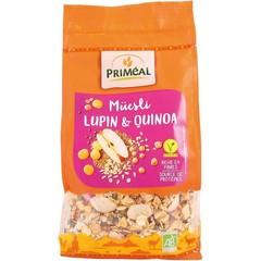 Primeal Quinoa muesli lupin (350 gram)