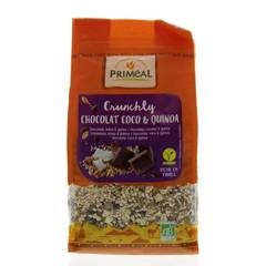 Primeal Crunchly choco coco quinoa (360 gram)